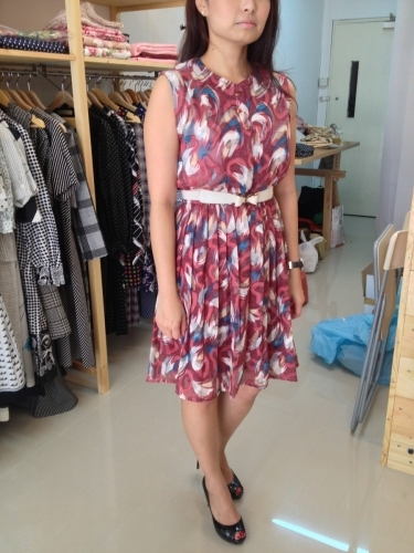 Customer Vintage Dress 1