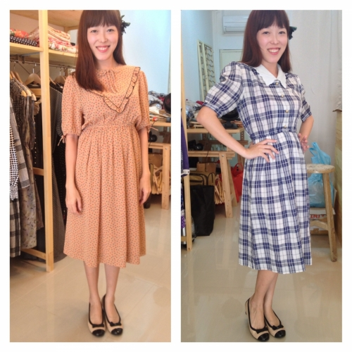 Customer Vintage Dress 10