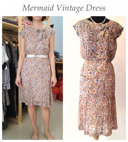 Customer Vintage Dress 2