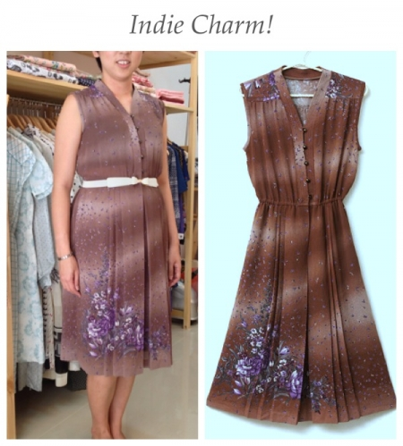 Customer Vintage Dress 4