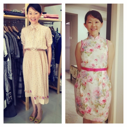 Customer Vintage Dress 7