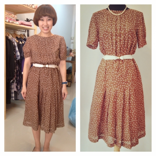Customer Vintage Dress 8